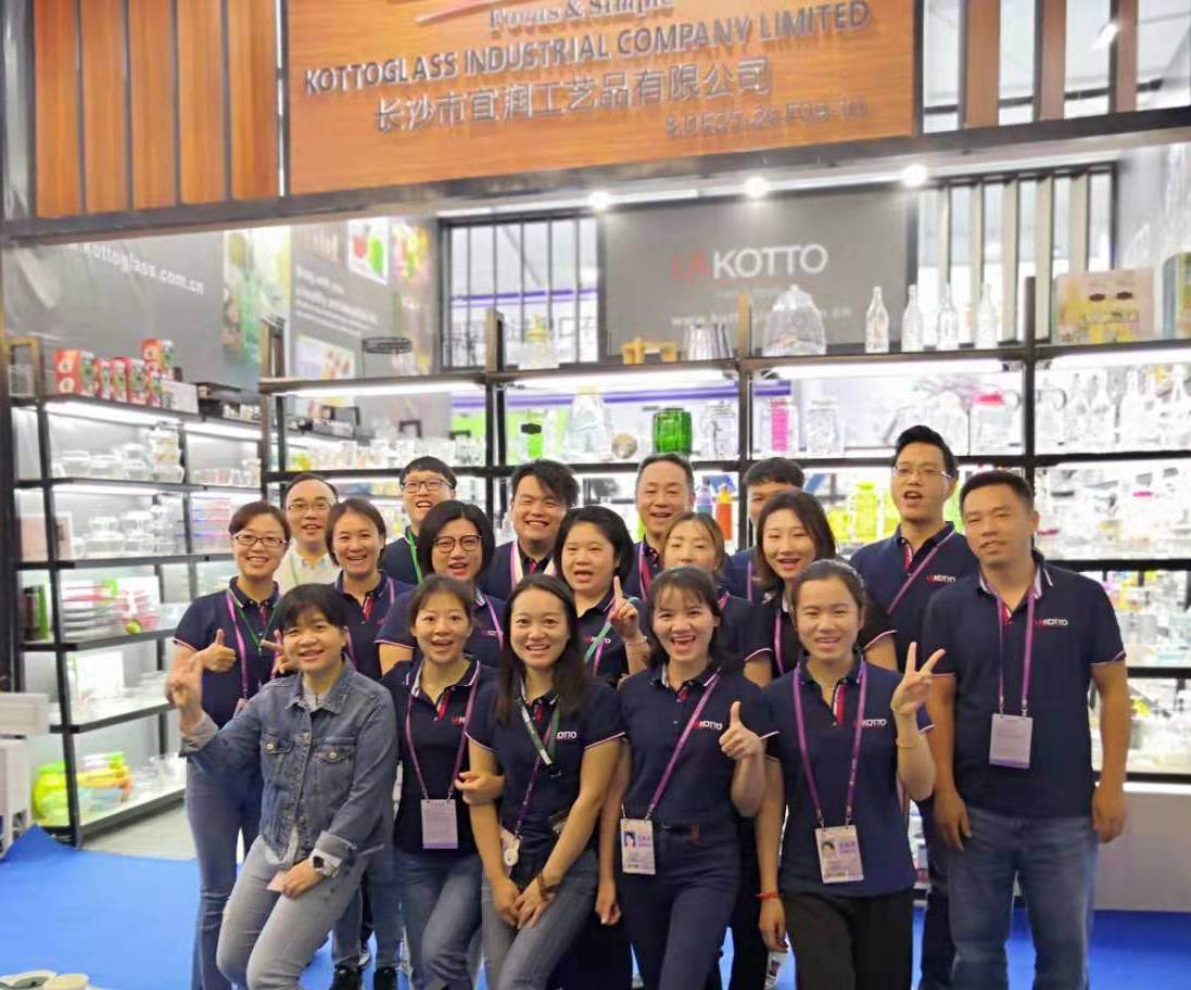 Attend the Canton fair in October 2019