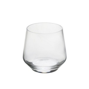 400ml glass blown cup