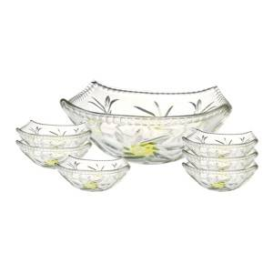 China wholesale Kitchen Glass Set – Solar Square Bowl Set of 7pc – Kotto