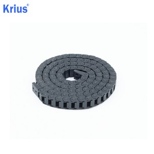 High Quality Cable Chains - More Stable Krius Nylon Crane Cable Plastic Tray Carrier Chain  – Krius