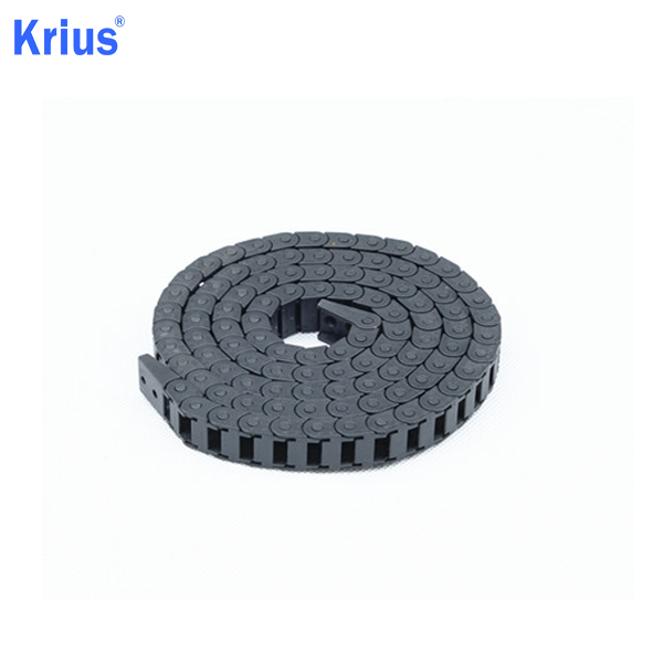 High reputation Drag Chain Cable Carrier - More Stable Krius Nylon Crane Cable Plastic Tray Carrier Chain  – Krius