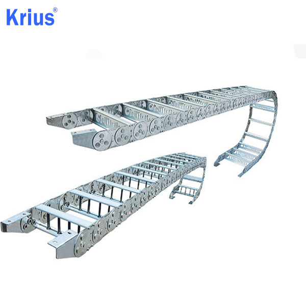 18 Years Factory Plastic Cable Chain For Cnc Machine - TL Steel Cable Carriers Drag Chains – Krius