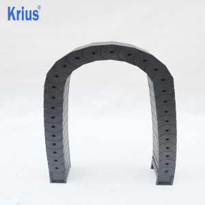 Sold Around The World Flexible Plastic CNC Cable Drag Chain Wire Carrier