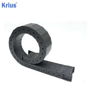 High reputation Drag Chain Cable Carrier - China Fully Enclosed Series Cable Carriers Manufacturer – Krius