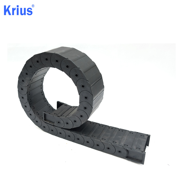 High Quality for Bridge Cable Chain - China Fully Enclosed Series Cable Carriers Manufacturer – Krius