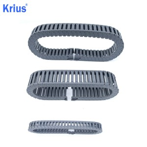 Factory Cheap Hot Steel Energy Chain - Dustproof And High Flexible Cable Chain – Krius