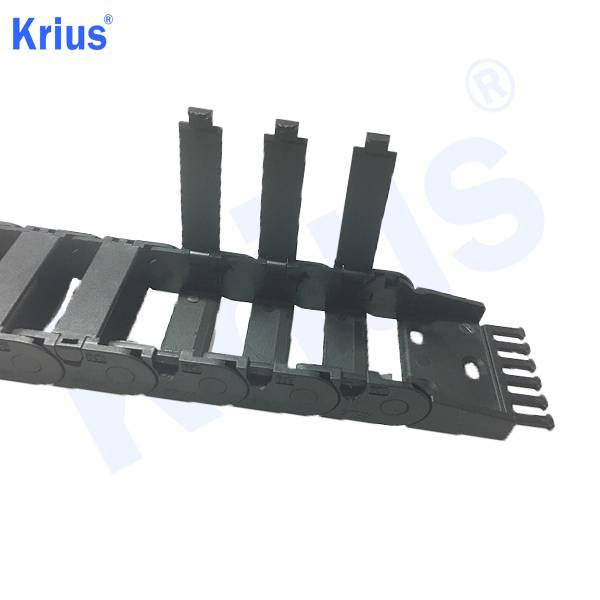Online Exporter Cable Chain For Lathes - Strong Power Energy chains mounting clamps  – Krius
