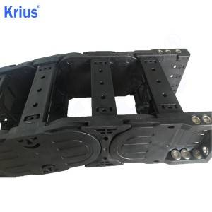 China Wholesale Cable Carriers Manufacturers - China 7 M length Cable Carrier For Laser Cutting Machine – Krius