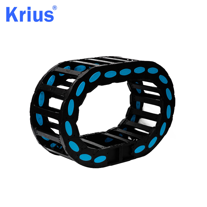 One of Hottest for Black Plastic Drag Chain Cable - Cable Chain For Drilling Machine – Krius