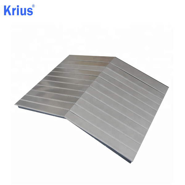 Good Quality Bellow Covers - Horizontal Type Nylon Leather Organ Folding Bellow Cover  – Krius