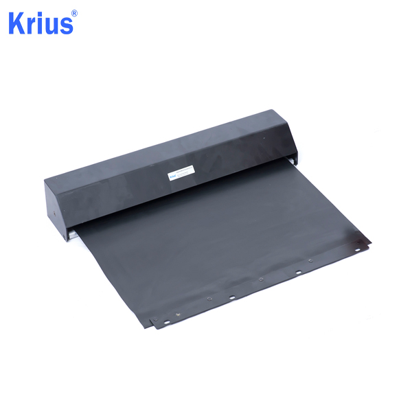 2019 New Style Armour Bellow Cover For Cnc Machine - Good Structure Aluminium Roll Cover Curtain – Krius detail pictures