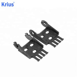 Good Wholesale Vendors Wholesale Cable Drag Chain - Plastic Nylon Cable Chain Mounting Bracket – Krius