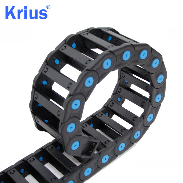 Low price for High Speed Energy Chain - Protect Wire Cable Chain For Sawing Machine – Krius
