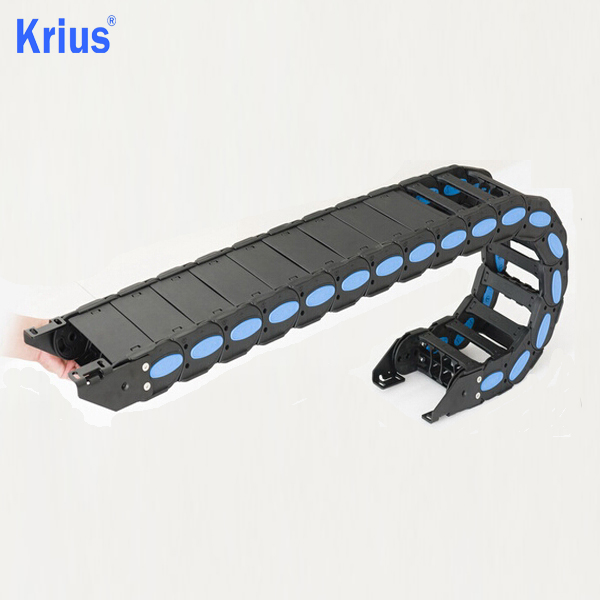 Factory Price Cnc Machine Black Plastic Cable - Total Covered Cable Carriers Supplier  – Krius