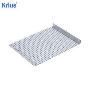 China Manufacturer for Bellow Apron Covers - Aluminium Apron Cover Protective Bellow Cover – Krius