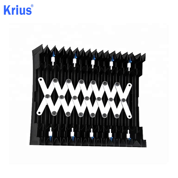 China wholesale Aluminum Apron Cover - Horizontal Type Nylon Leather Organ Folding Bellow Cover  – Krius detail pictures