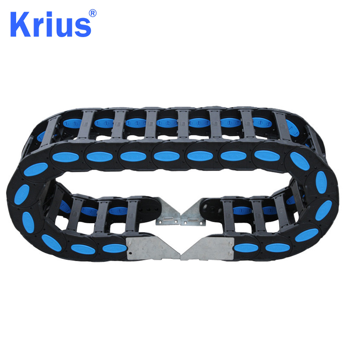 Big discounting Steel Drag Chain - Strong Ability Cable Chain For Cleanroom – Krius
