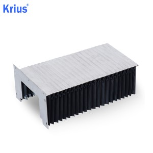 Factory source Flexible Rubber Accordion Bellow Cover - Armour Flexible Bellow In Good Sales – Krius