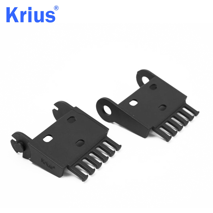 Manufacturer of Plastic Ball Chain Connector - Plastic Nylon Cable Chain Mounting Bracket – Krius