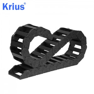 Wholesale Price China Plastic Drag Chain - Best Selling Cable Drag Chain With Good Service  – Krius