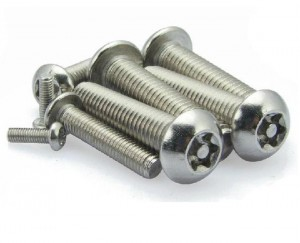 stainless steel resistance screw