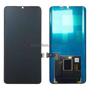 LCD Complete for Xiaomi Note 10 Brand New Black