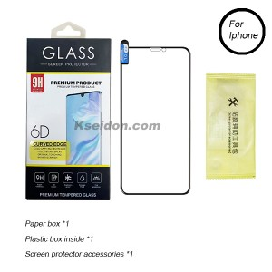 Iphone Huawei Samsung Tempered Glass Screen Protector HD Super hardness Kseidon