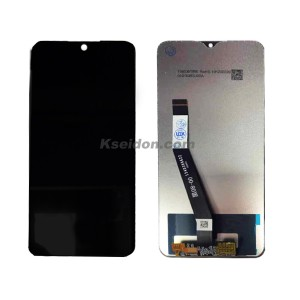Redmi 9 LCD Screen and Digitizer Assembly with Frame Replacement Kseidon