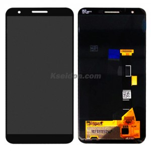 LCD Complete For HTC Google Pixel 3A  Brand New Black