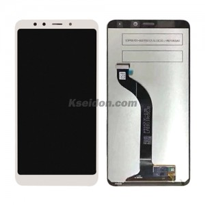 LCD Complete For MIUI Red rice 5 oi  White