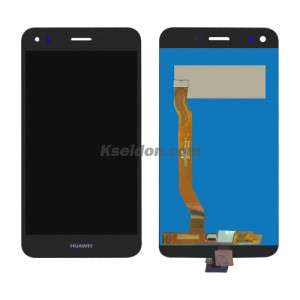 LCD Complete For Huawei Enjoy 7 oi self-welded Black