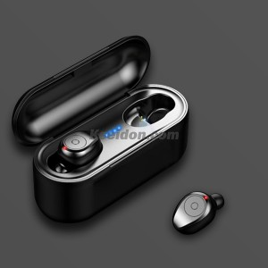 Wireless Bluetooth Headset VLT-S1 Balck+White
