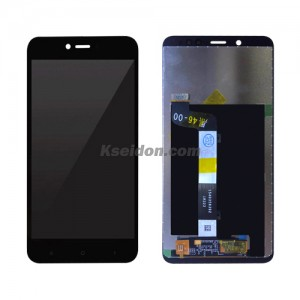 LCD Complete For MIUI Red rice note 5 oi self-welded Black