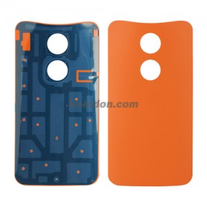 Battery cover for Motorola X+1 Orange