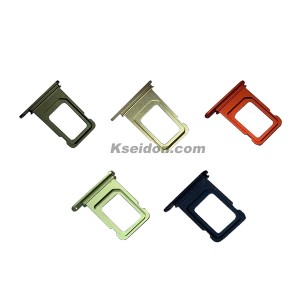 Sim Card Holder for Apple iPhone12 Single Tray Slot Original Factory Kseidon