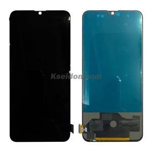 Realme X2 LCD Screen with Frame Black Kseidon