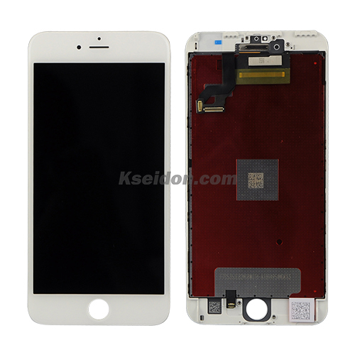 LCD Complete For iPhone 6S Plus Brand New White Featured Image