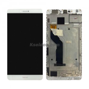 LCD Complete With Frame For Huawei Honor note 8 Brand New White