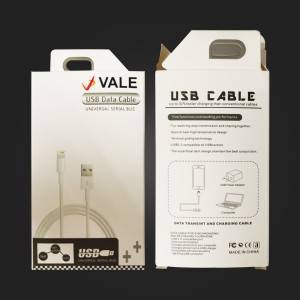 iPhone Vale-U01 2A Fast Charging USB Cable Kseidon