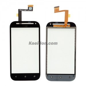 Touch Display The White Keys For HTC One SV Brand New Black