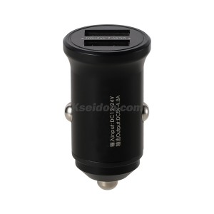 Alloy Series car charger 4.8A RCC222 Black