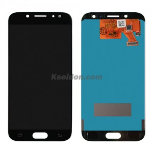 LCD Complete with frame For Samsung Galaxy J530 Brand New Black