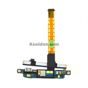 Flex Cable Keypad Flex With Mic For HTC One S/Z520 Brand New Used