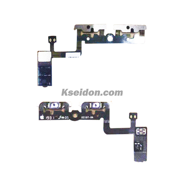 Volume Flex Cable For iPhone 11 Pro Max Brand New Black Featured Image