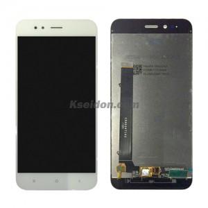 LCD Complete For MIUI M5X oi self-welded White