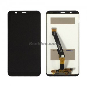 LCD Complete For Huawei P Smart oi self-welded Black