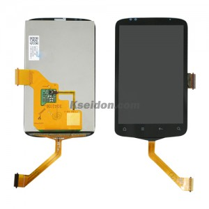 LCD Complete Wide Flex For HTC Desire S Brand New Self-Welded