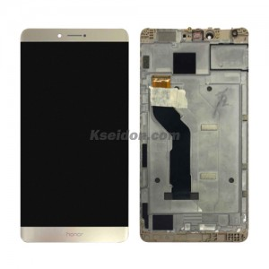 LCD Complete With Frame For Huawei Honor note 8 Brand New Gold