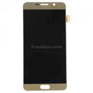 LCD for Samsung Galaxy note 5/N9200 oi Gold