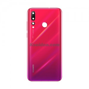 Battery Cover With Camera Lens For Huawei Nova 4 Brand New Red